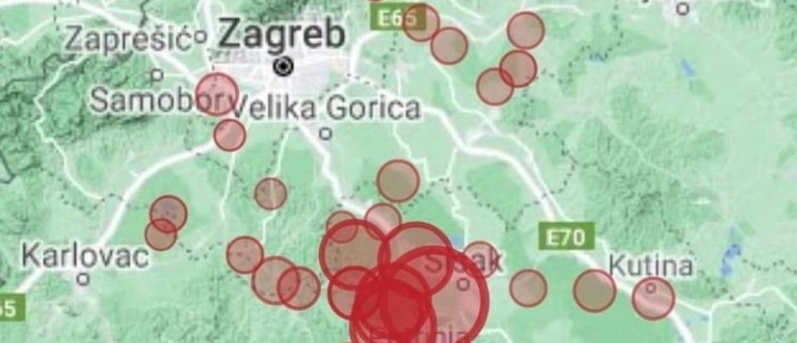 Kratki osvrt na humanitarnu akciju za mjesta pogođena potresom 29.12.2020.